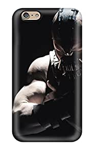 Defender Case For Iphone 6, Tom Hardy In The Dark Knight Rises Pattern