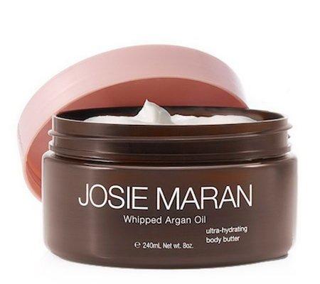 Josie Maran Whipped Argan Oil Ultra-Hydrating Body Butter (8 fl oz./240 ml, Unscented)
