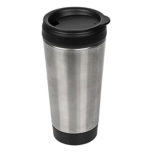 Shop72 Personalized Gifts - Add logo or text to our Bowls - 14oz Stainless Steel Tumbler Coffee Cup