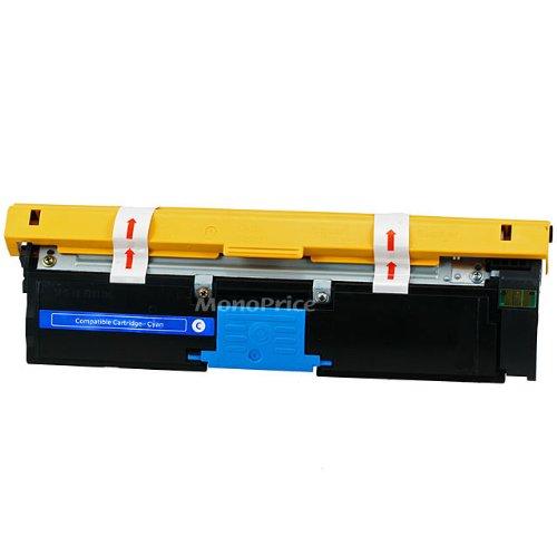 - MPI 1710587-007 Compatible Laser Toner Cartridge for KONICA MINOLTA Magi2400W, 2430DL, 2450 printers Cyan