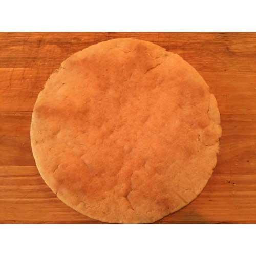 Rustic Crust Gluten Free Napoli Herb Pizza Crust, 7 inch -- 24 per case. by Rustic Crust