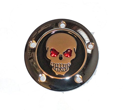 Harley 5-Hole Timer Cover