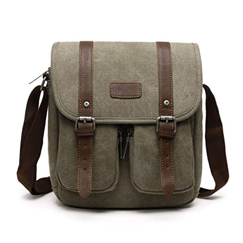 Shoulder men's 4 Leisure S Rxf Bag Bag 3 Messenger Size Canvas color wqXn4gf