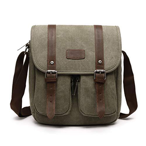 Bag Shoulder Bag 3 Leisure Messenger 4 Rxf Canvas color men's S Size Fwx5qxXOf
