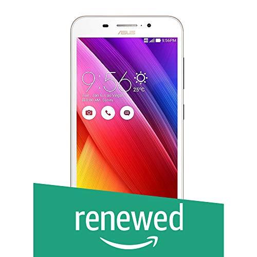 Renewed  Asus Zenfone Max ZC550KL  White, 16 GB