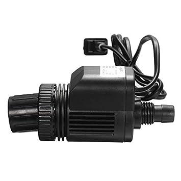 Mini Bomba de Agua Externa 12x5x4cm 6w 400l/h para Peceras y Acuarios: Amazon.es: Productos para mascotas
