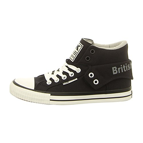 Shoes Black Knights Men Roco British Sneakers 8SwPqg4AA