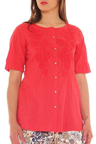 Valentina's - Camisas - para mujer Rosso Pomodoro
