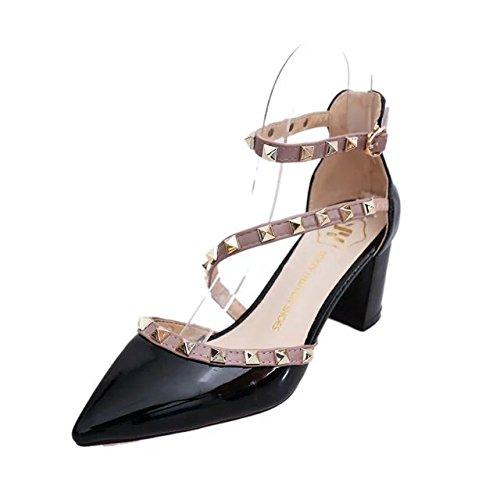 Mujer tacón de verano Sandalias en tacón nbsp; Mujeres zapatos OwxZO