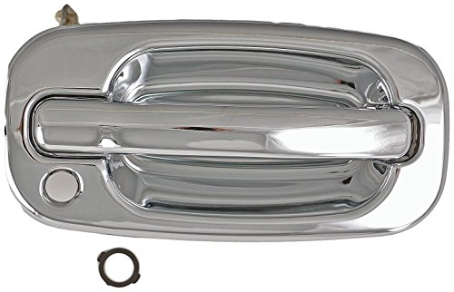 Dorman 91130 Chevrolet/GMC Front Driver Side Chrome Exterior Replacement Door Handle