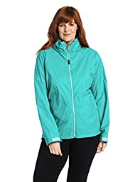 Columbia Women\'s Plus-Size Switchback II Jacket, Miami, 2X