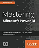 Mastering Microsoft Power BI Front Cover