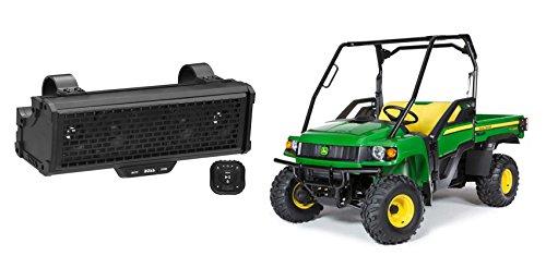 John Deere Gator XUV/RSX 300w Powered Sound Bar+Bluetooth Controller+Dome Light
