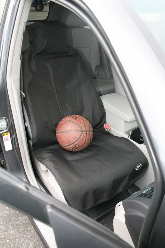 31rtqXC1RAL Aries Automotive 3142-09 Black Universal Bucket Seat Cover