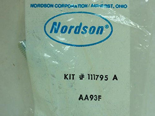 Nordson 11795A Lot-4, Specialty Bolt Kit, Sealed Bags