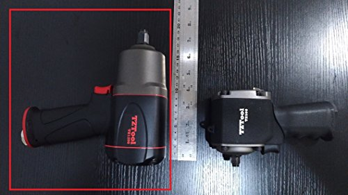 TZTOOL 1200 Diesel 1/2'' Composite air impact wrench, Ultimate torque by TZTOOL (Image #1)