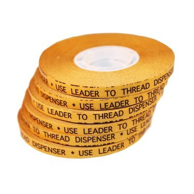 1/4-Inch by 36-Yard ATG Rolls [144 Refill Rolls] by Alanson Products