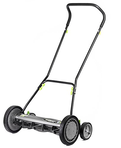 earthwise electric lawn mower - 3