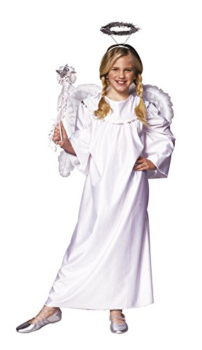 RG Costumes Deluxe Angel, Child Large/Size 12-14 ()