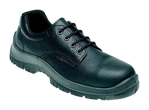 Himalaya-5113–13.0Sicherheit Schuh mit PU Gummi Sohle, Größe 13, Schwarz