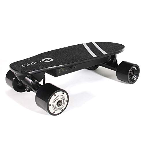 ic Skateboard with Wireless Remote 17'' 12 MPH 7 Mile Range ()