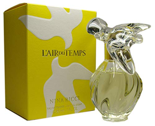 L'Air Du Temps by Nina Ricci Eau De Toilette Spray 1.0 OZ