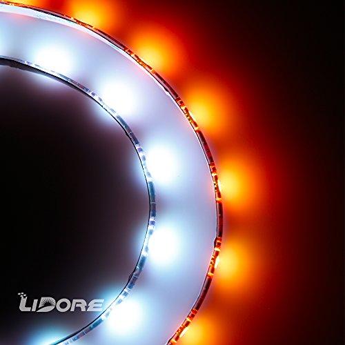 Cotton Duck Light - Copper String Lights.