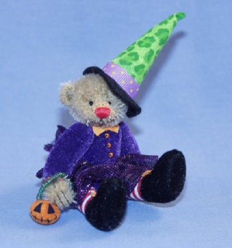 Deb Canham Halloween Collection 2007 Sabrina (Bear) LE 150