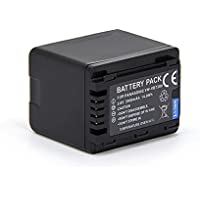 Battery Pack For Panasonic HC-V180 HC-V180K HD Camcorder