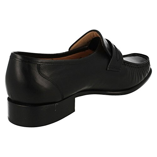 Affaires Slip formelle sur Chaussures Robe Tuxedo CROW1 Taille-44 lOocoq
