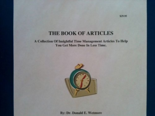 The Book of Articles