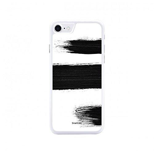 Coque + Verre Trempé pour iPhone 7 SmartCase® STRIPES