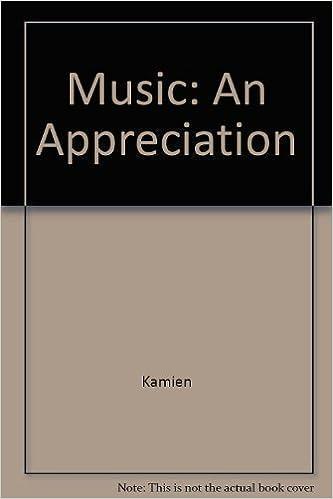 music an appreciation 6th brief edition