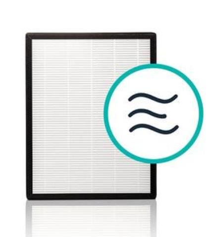 Alen FLEX HEPA-Pure Replacement Filter addresses Allergies, Asthma, and Dust (FL40, 1-Pack)
