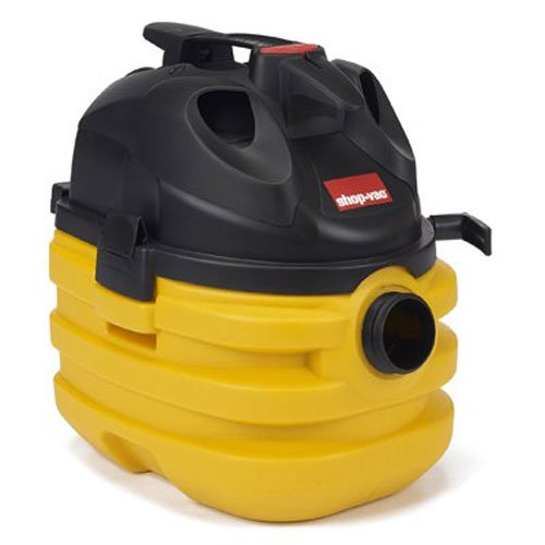 Shop-Vac 5872800 5 gallon 6.0 Peak HP Portable Heavy Duty Wet & Dry Vaccum, Yellow/Black