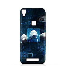 AMC Design Lava Iris Fuel 80 TPU Silicone Case With Dangerous Hacker Design - Multi Color