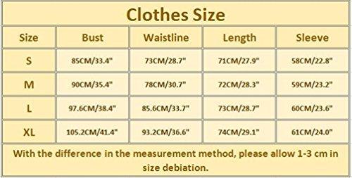 Maglietta Natalizie Camicetta Nero Shirt Maglioncino T Donna Maglioni WanYang Blusa 6qI0ff