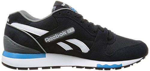 GL Blue Reebok Black Alloy Sneakers Black Wild Basses PP Homme 6000 White 4wvCqw