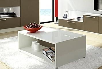 Mesa de Centro para Comedor o Salon con Compartimento Abierto ...