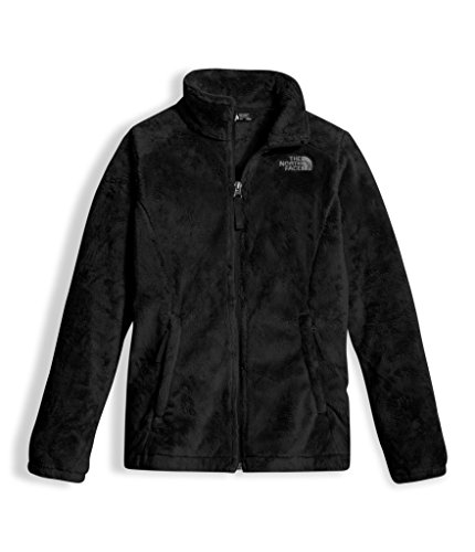 Price comparison product image The North Face Girl's Osolita Jacket - TNF Black - M
