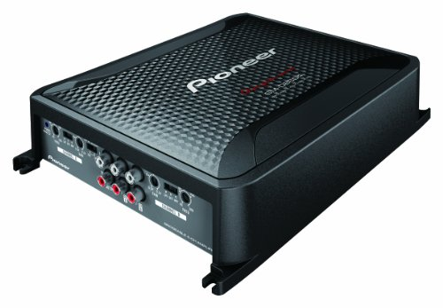 Pioneer GM-D8604 Class FD 4-Channel bridgeable amplifier 1200watts