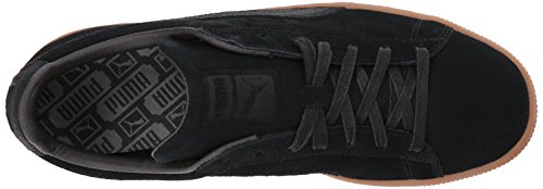 Black Men's puma Warmth Classic Natural Sneaker PUMA Black Suede Puma cgWRfPc