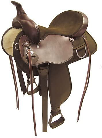 Fabtron Lady Trail Western Saddle