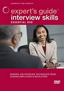 job interview skills dvd for graduates and new job seekers - Employer Interview Tips Techniques Guide