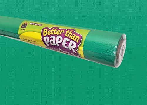 (Vivid Green Better Than Paper Bulletin Board Roll)