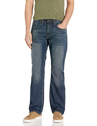 Signature by Levi Strauss & Co. Gold Label Men's Relaxed Fit Jeans, Headlands, 32W x 34L