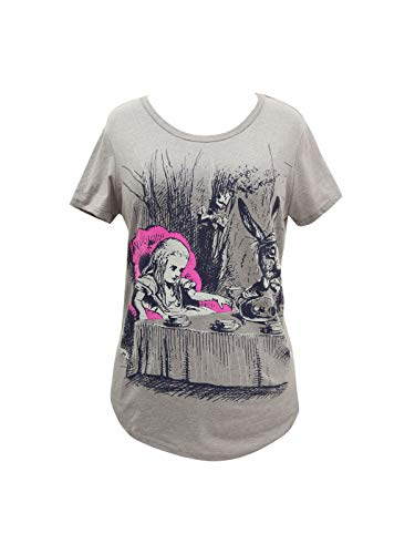 (Out of Print Alice in Wonderland Women's Plus Size Shirt)