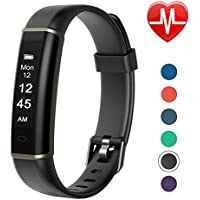 Letsfit Fitness Tracker with Heart Rate Monitor,...