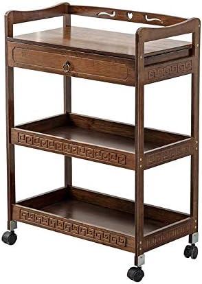 Storage Shelf Coffee Table 3 Shelves Industrial Shelf Antique Display Rack for Bedroom Living Room Kitchen