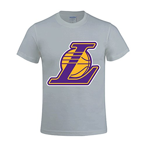 NBA Angeles Lakers Vintage T Shirts For Men O Neck - Tom Ford Pablo